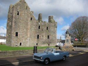Bluebelle in Kirkcudbright | Kippford Classic Car Hire