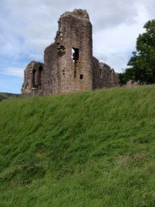 Historacal sites in Dufries & Galloway | Kippford Classic Car Hire