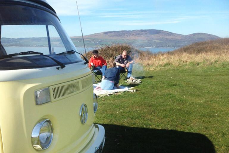 VW Camper hire Scotland - Image 4