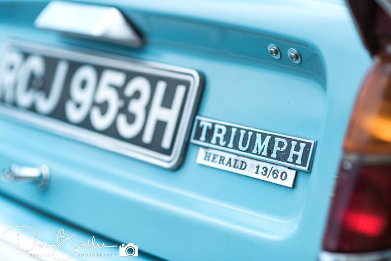 Triumph Herald Hire - Image 4