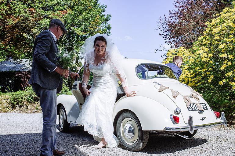 Wedding car hire Dumfries - Image 7