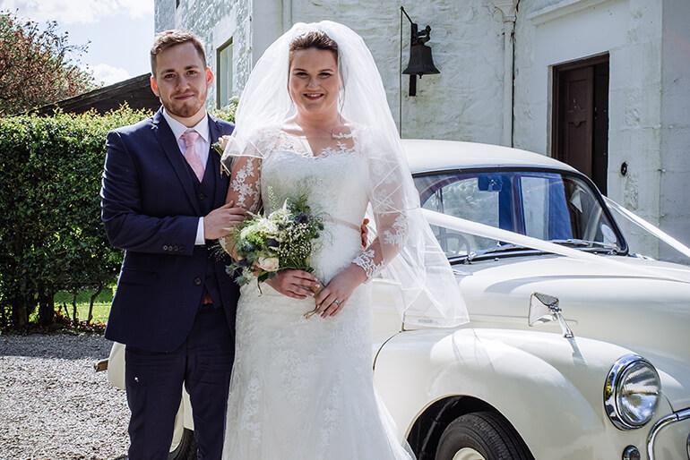 Wedding car hire Dumfries - Image 3