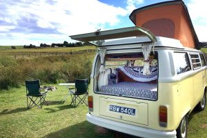 Campervan hire Dumfries and Galloway