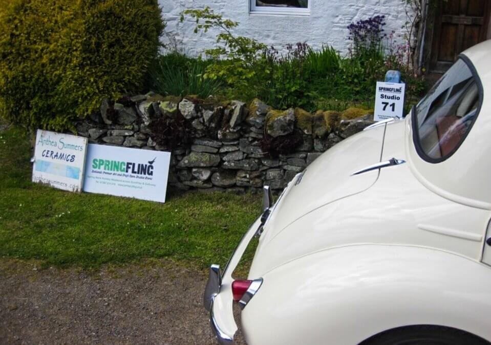 SPRING FLING IN A CLASSIC CAR HIRE