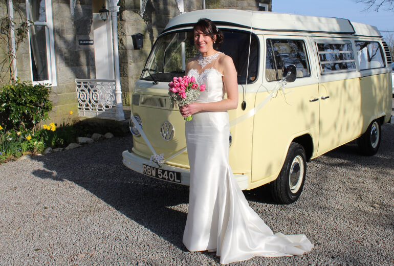 Wedding car hire Dumfries - Image 7