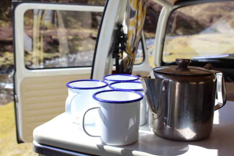 VW Camper hire Scotland - Image 5