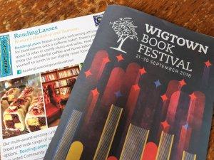 Wigtown Book Festival | Kippford Classic Car Hire