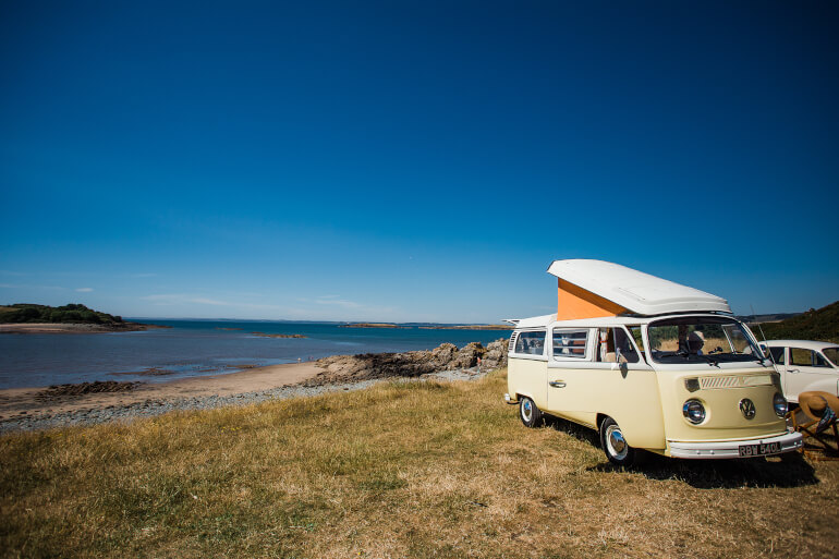 VW Camper hire Scotland - Image 6