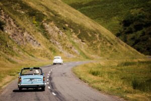 Scottish Road Trip | Kippford Classic Car Hire