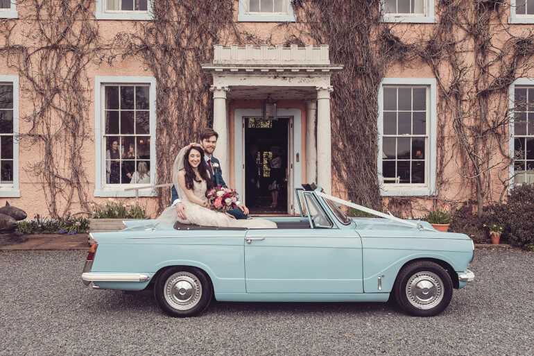 Wedding Venues perfect-vintage wedding car