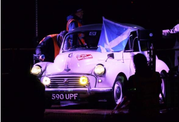 Heritage Monte Carlo Rally