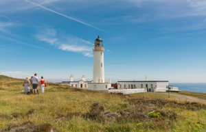 Mull of Galloway Lighhouse | Kippford Classic Car Hire