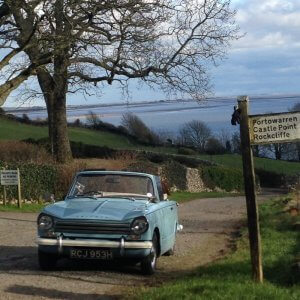 Scottish Road Trip | Kippforrd Classic Car Hire